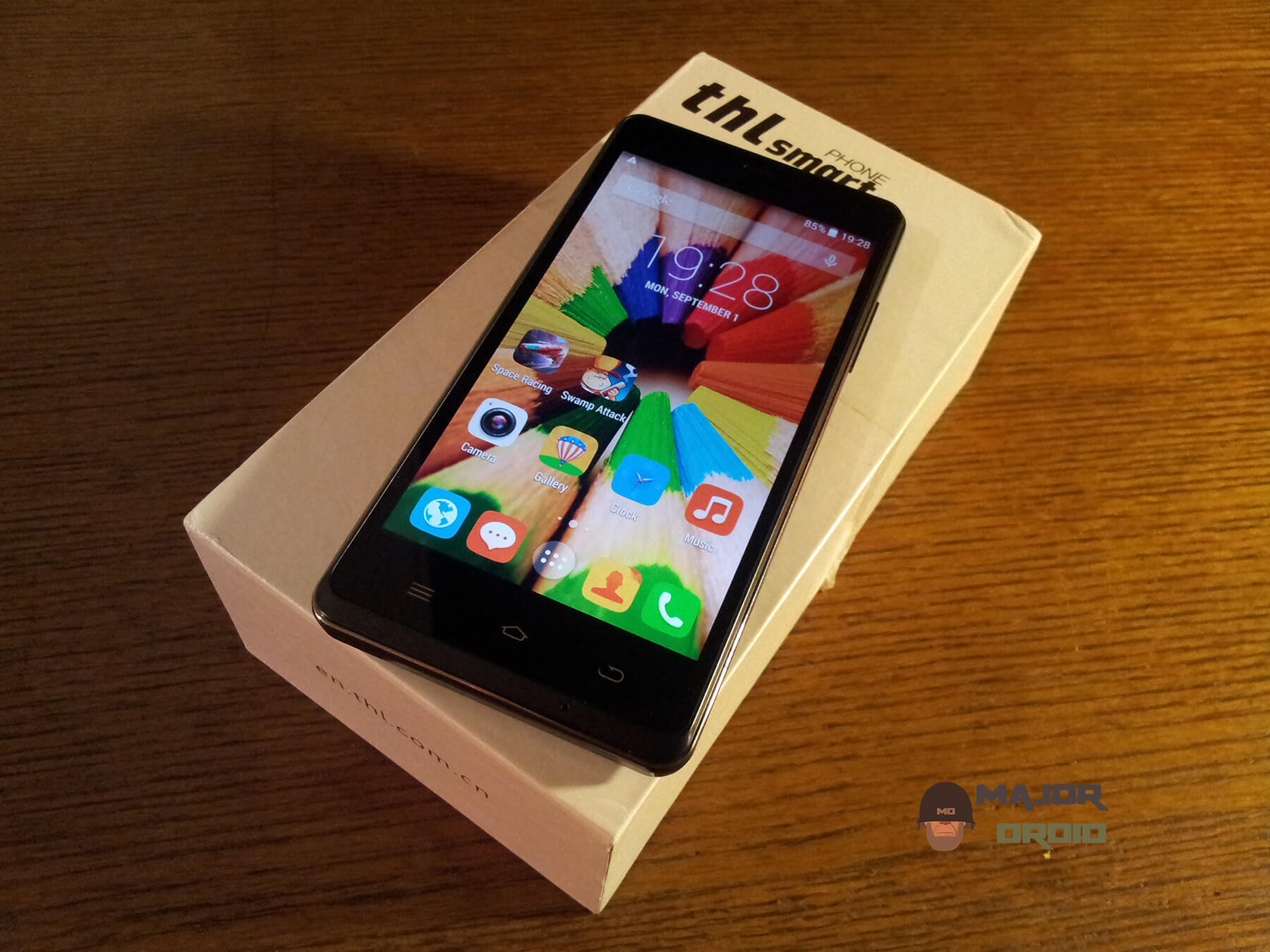 THL 5000 Unboxing: Outlasting the Competition | www.unbox.ph