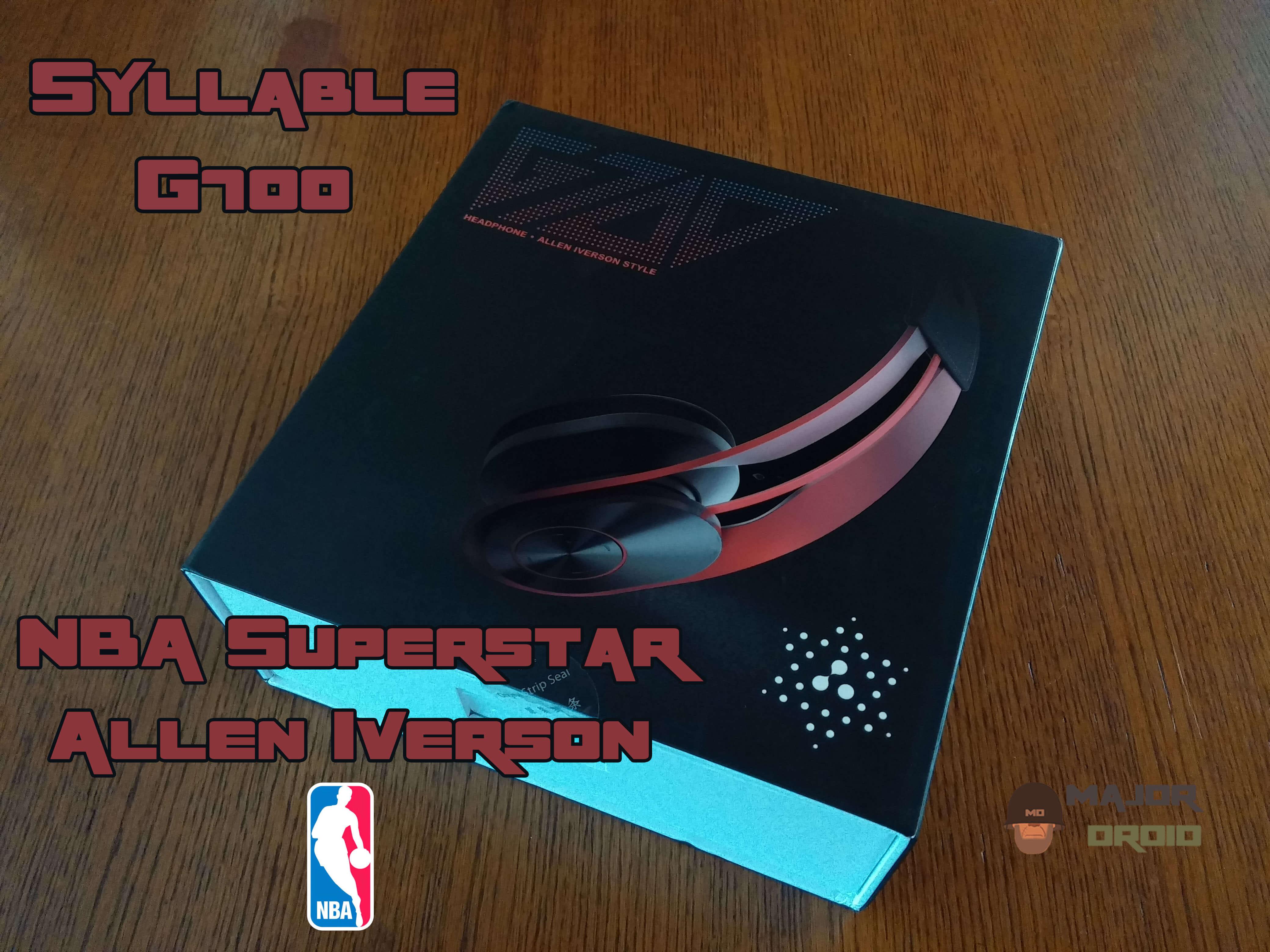 Syllable G700 box