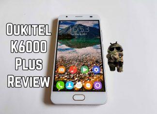 Oukitel K6000 Plus review